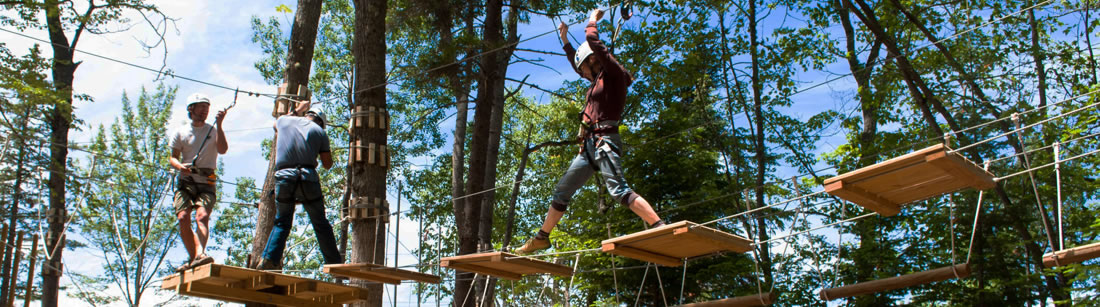 High Ropes Course NH