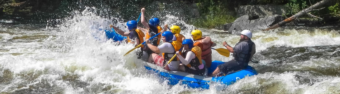 White Water Rafting Magalloway